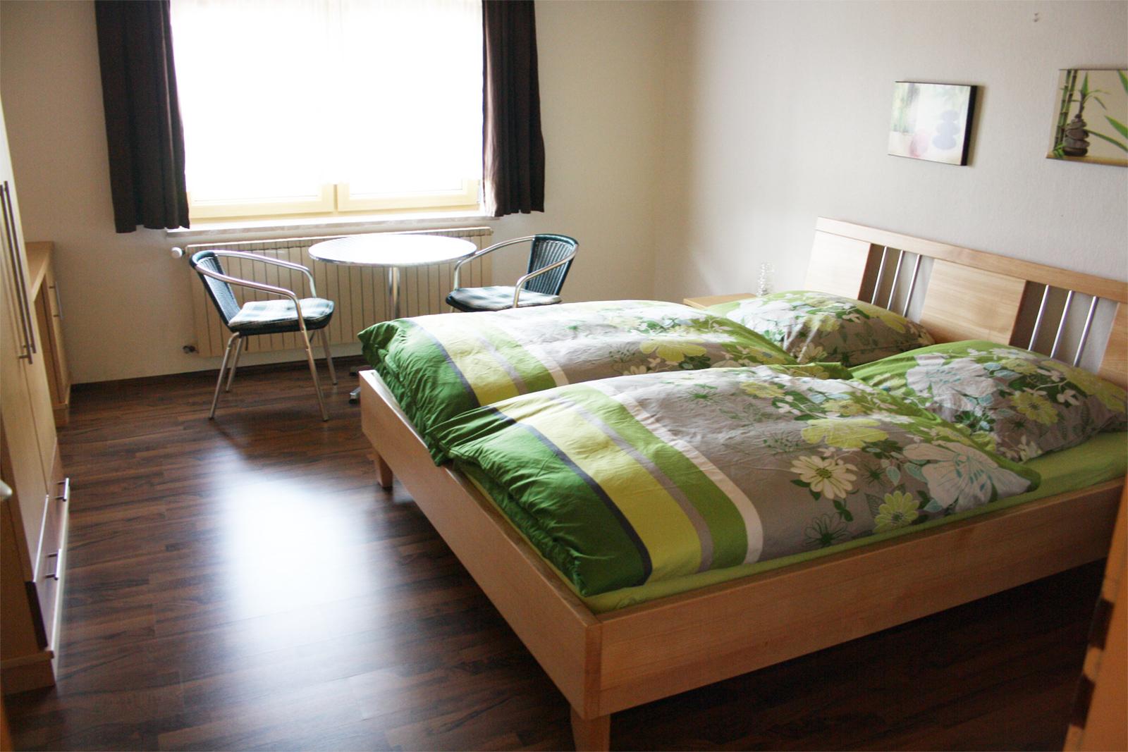 Haus Anny Haidmühle Doppelzimmer inklusive Frühstück