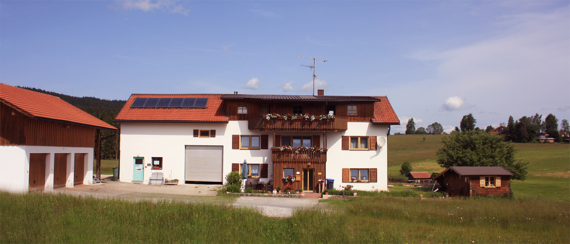 Haus Anny ist die perfekte Unterkunft für Ihren Traumurlaub im Bayerischen Wald